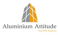 Aluminium attitude par PVC Express